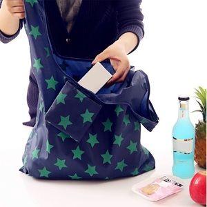 Handbags - PACK OF 3 REUSABLE TOTE BAGS